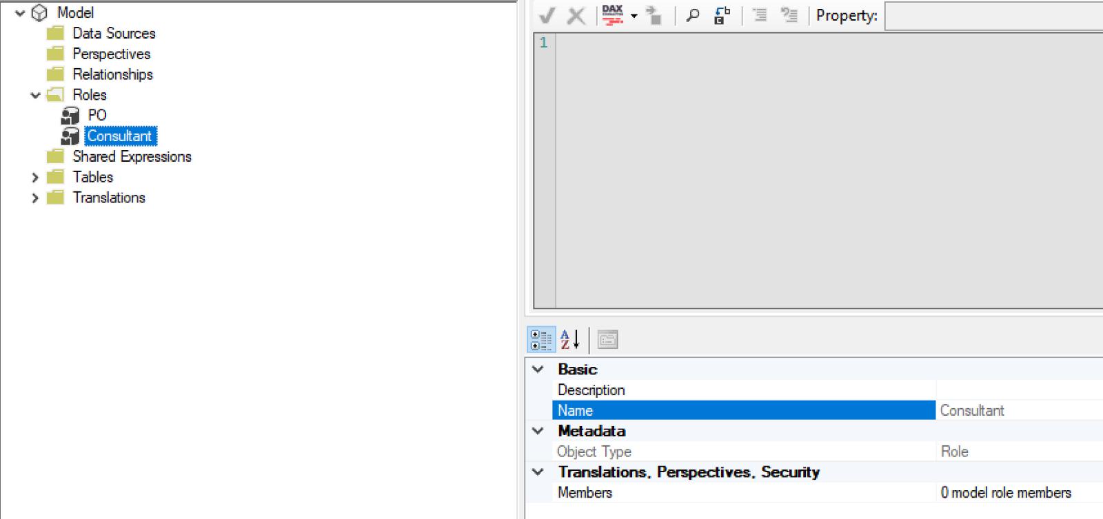 Tabular Editor.